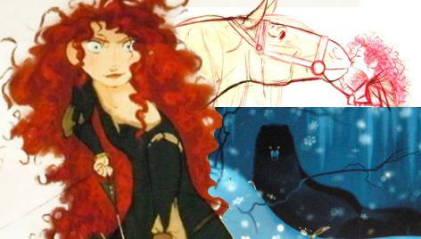 Merida Concepts art