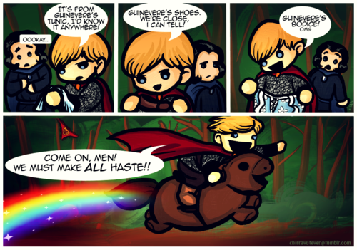 Merlin 4.08 - Summary By the One And Only