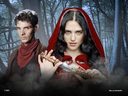Merlin and Morgana
