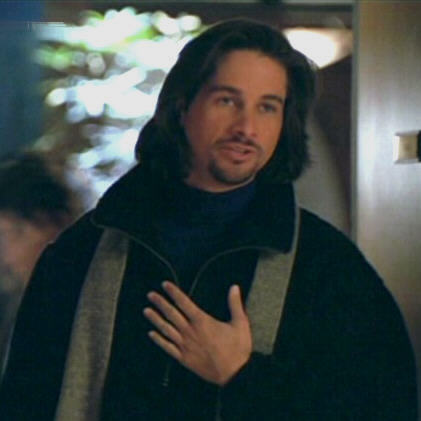 Michael Easton - Ally McBeal - Blame Game - michael-easton Photo
