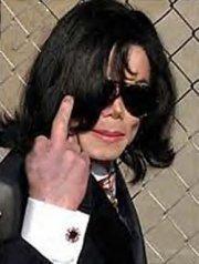 Michael is pissed >:)