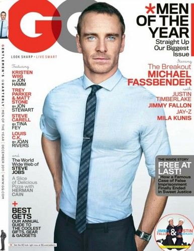 Michael new GQ cover