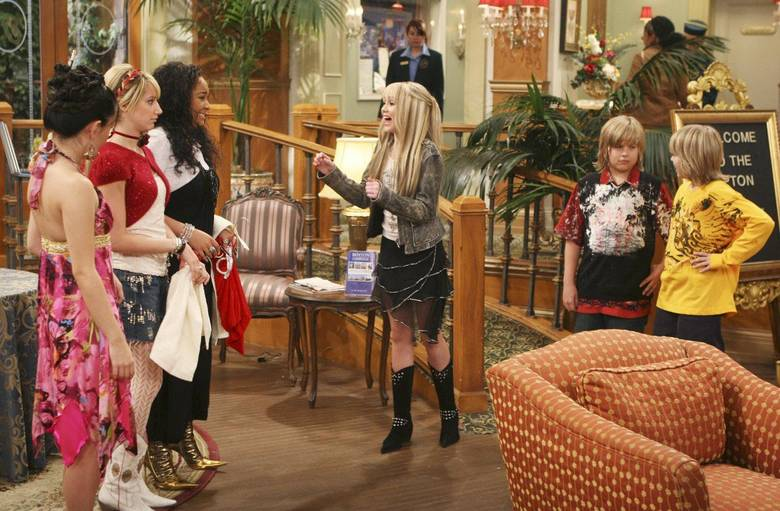 Miley In Suite Life Of Zack And Cody Miley Cyrus Image