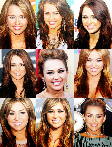 Miley of 2009,2010,2011