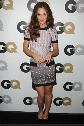 Minka Kelly - GQ's 2011 Men of the jaar Party (November 17)