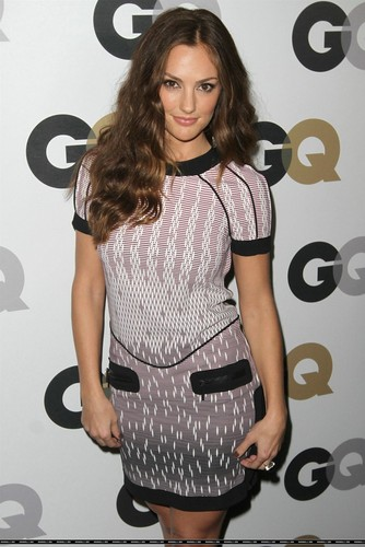 Minka Kelly - GQ's 2011 Men of the বছর Party (November 17)