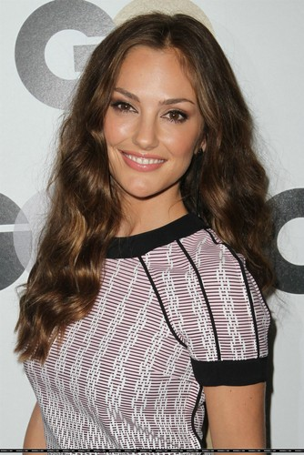 Minka Kelly - GQ's 2011 Men of the ano Party (November 17)
