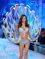 Miranda Kerr with the Fantasy bra