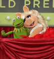 Miss Piggy and Kermit - Hollywood Premiere - November 12, 2011 - miss-piggy-and-kermit photo