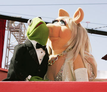 Miss Piggy and Kermit - Miss Piggy & Kermit Photo (26995538