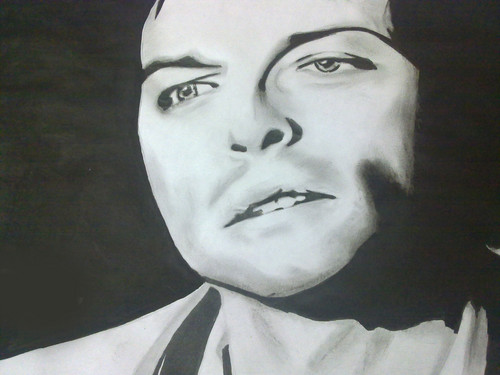 My Cas Sketch :)
