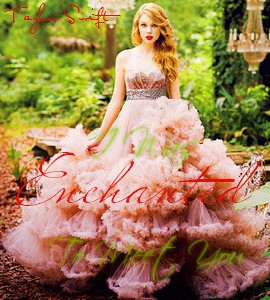 "My fan Made Cover For ""ENCHANTED"""