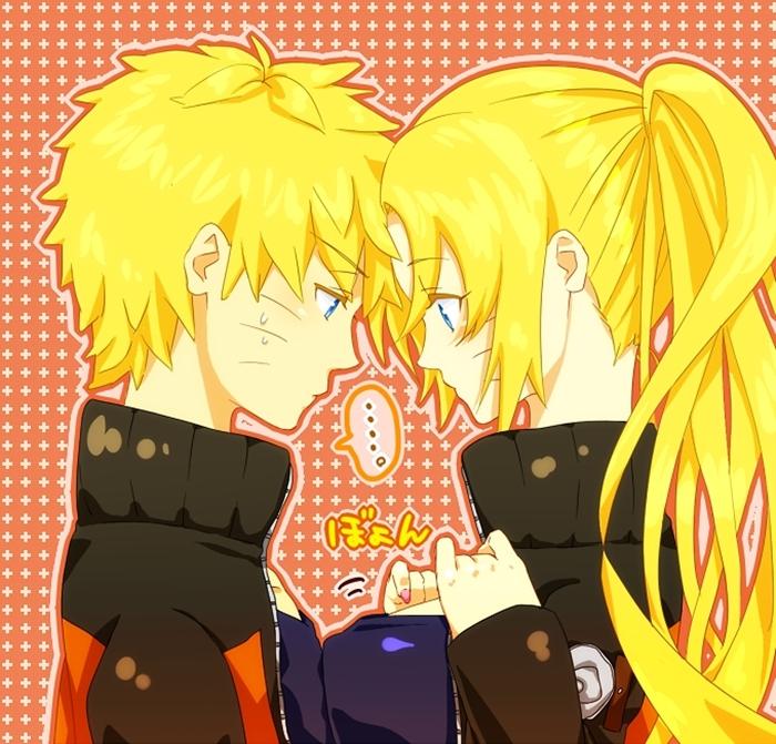 naruto and Naruko