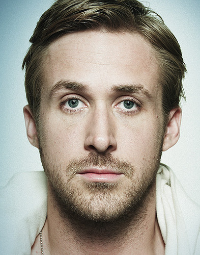 Ryan Gosling wallpaper with a portrait entitled New Photoshoot by Roberta Scroft[Crazy, Stupid, Love],2011