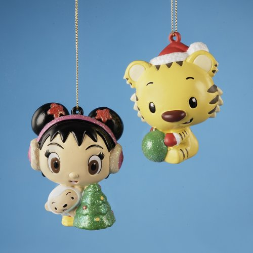 Ni Hao, Kai-Lan Christmas Ornaments