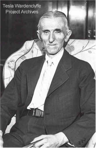 Nicola Tesla after 80