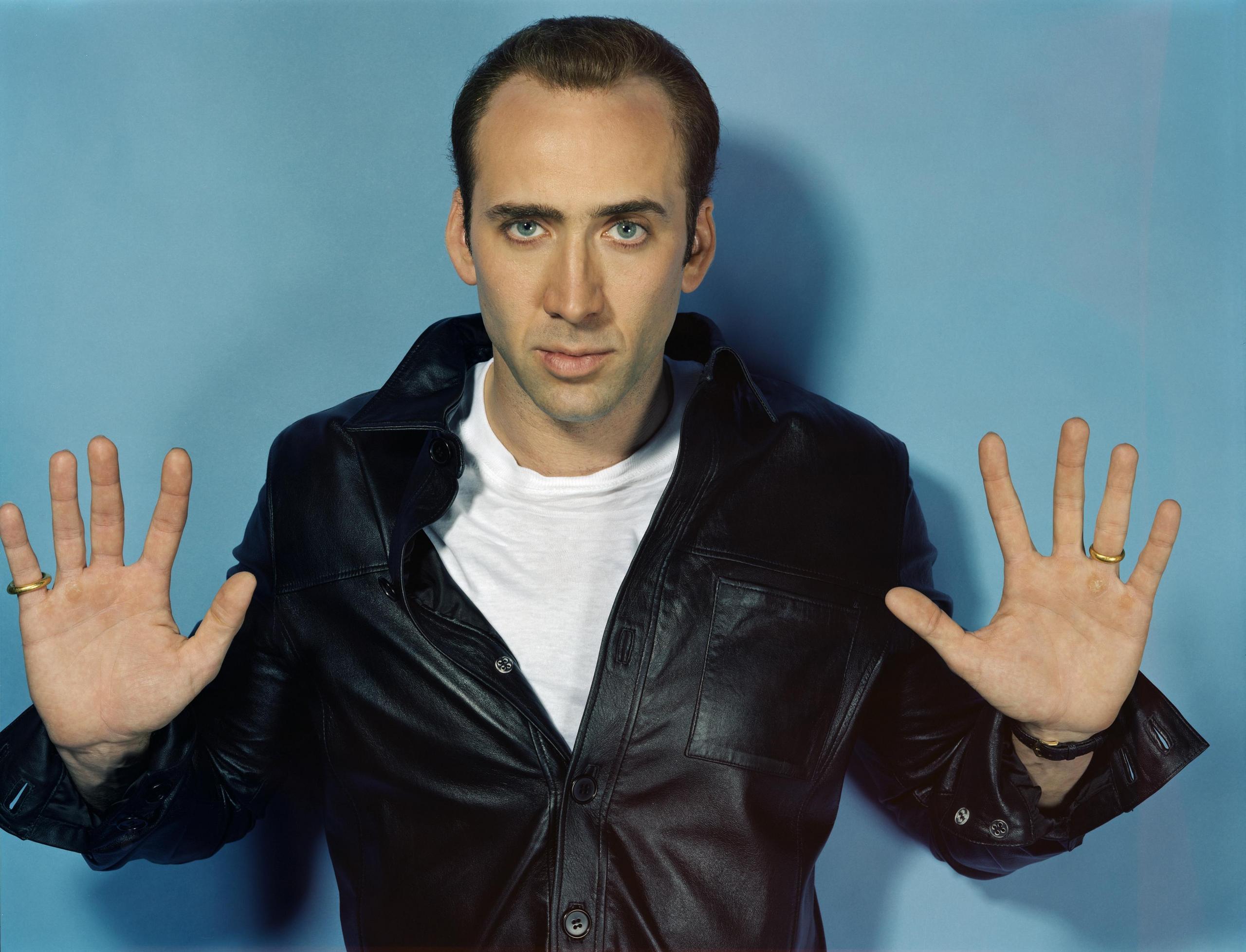 Nicolas Cage nicolas cage