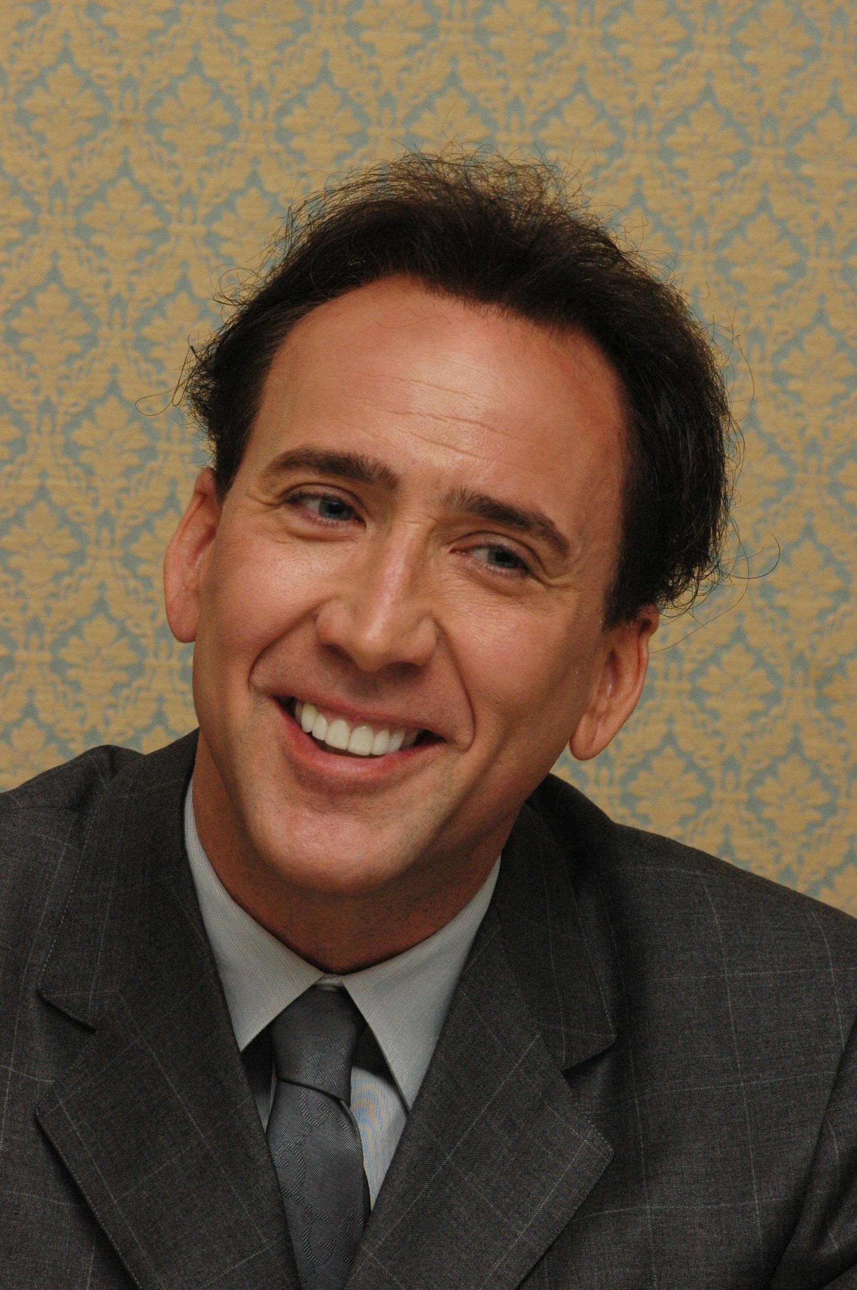 Nicolas Cage / Nicolas Cage Ist Pleite Cinema De