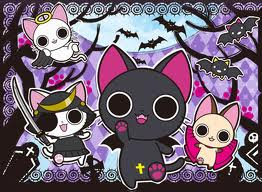 Nyanpire and Friends