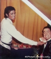 Oh Michael! XD - michael-jackson photo
