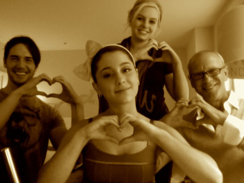 PUT YOUR HEARTS UP!