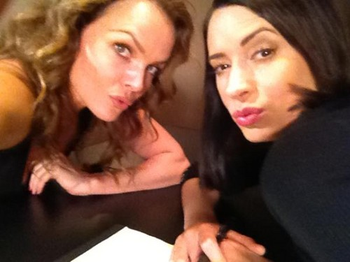 Paget & Dina!