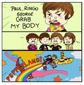 Pepperland! - the-beatles fan art