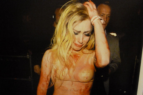Lady Gaga fond d'écran called photos from LADY GAGA x TERRY RICHARDSON