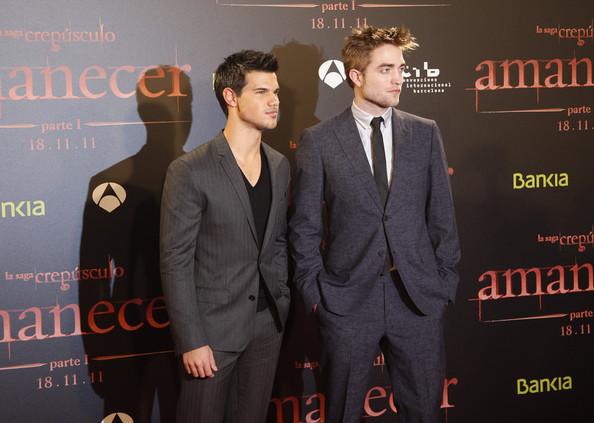 Premier Breaking Dawn Part 1 (Amanecer) en España