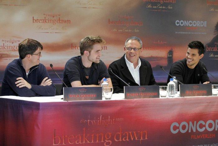 Premier Breaking Dawn Part 1 (Amanecer) en Germany (Alemania)