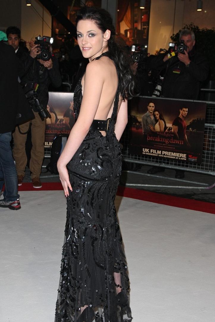 Premier Breaking Dawn Part 1 (Amanecer) en Londres (Londres)