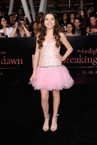 Premier de Breaking Dawn Part 1 (Amanecer) en Los Angeles