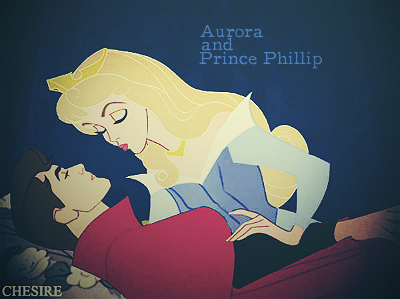 Prince/Princess Switched Roles - Aurora/Phillip
