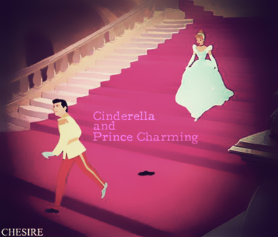 Prince/Princess Switched Roles - Cinderella/Prince Charming