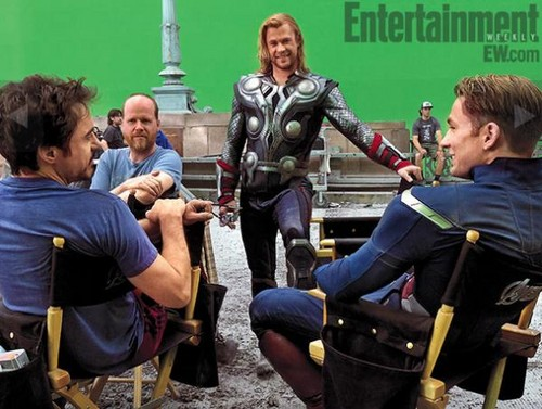 Promo Photos - the-avengers Photo