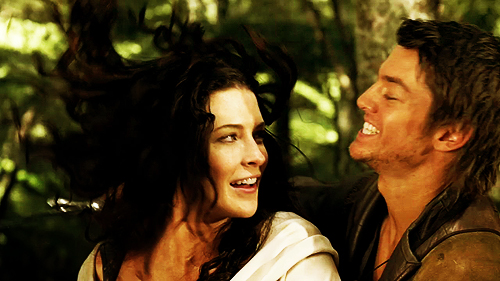 Richard and Kahlan wallpaper possibly with a portrait called Richard/Kahlan ღ