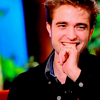 Robert Pattinson Foto containing a portrait called Robert Pattinson- Ellen Degeneres November 2011