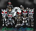 Robotcized Freedom fighters