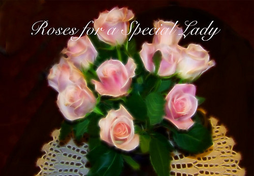 Roses For A Special Lady ......Princess <
