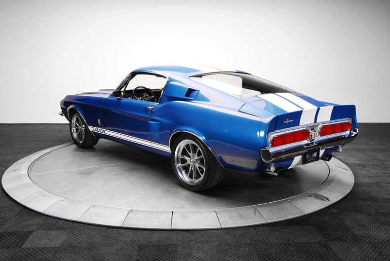 Shelby Mustang Muscle Cars