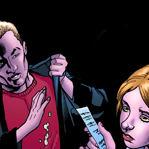 Buffyverse Comics achtergrond containing anime called SPUFFY-COMICS♥