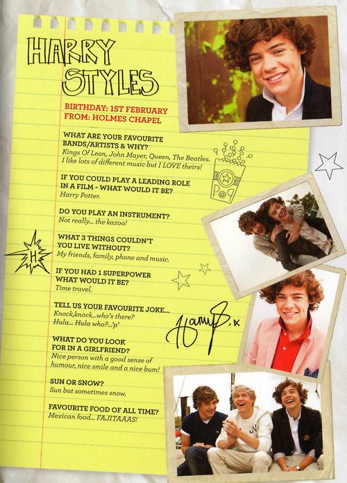 Encarte do CD Up All Night - Crazy For One Direction Brasil