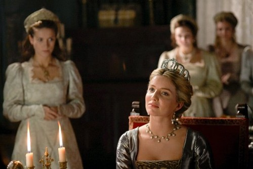 The Tudors wallpaper containing a bridesmaid entitled Season 3 Stills