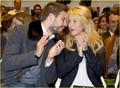 Shakira & Gerard Pique: Book Launch Lovebirds! - shakira photo