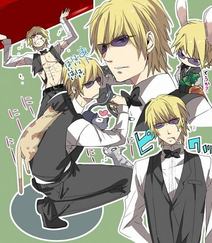 the random anime rp forums wallpaper with anime called Shizuo's greatest moments