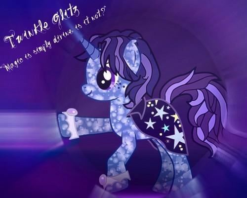 Skitty_Love's пони FC; Twinkle Glitz