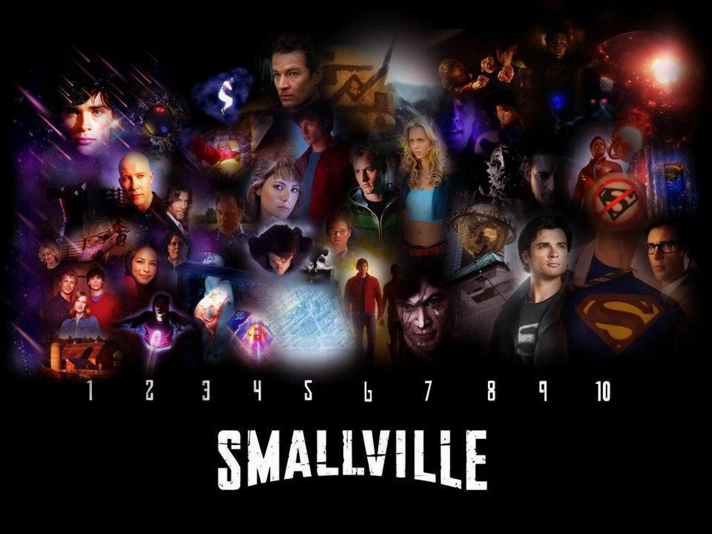 smallville smallville wallpaper 26904899 fanpop