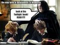 Snape came up with a new punishment - harry-potter-vs-twilight photo