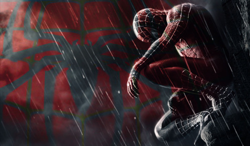 Spider-Man wallpaper titled Spider-Man