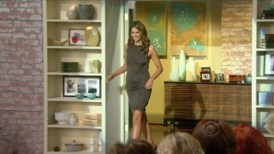 Stana Katic on 'The Talk.'